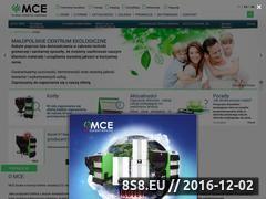 Miniaturka domeny www.mce.net.pl