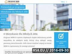 Miniaturka Najważniejsze informacje o MdM programie (mdmprogram.com)