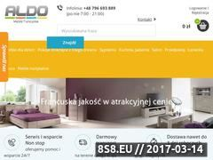 Miniaturka domeny meble-aldo.pl