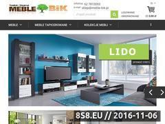 Miniaturka domeny meble-bik.pl