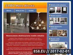 Miniaturka domeny www.meble-sabo.pl