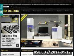 Miniaturka domeny meble-stile-italiano.pl