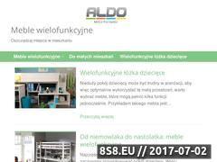 Miniaturka meble-wielofunkcyjne.pl (Meble wielofunkcyjne do salonu)