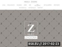 Miniaturka domeny www.meble-zadora.pl