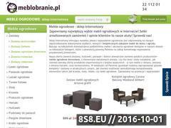 Miniaturka meble.ogrodowe.net (meble.ogrodowe.net)