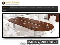 Miniaturka domeny meblebiurowe.net.pl