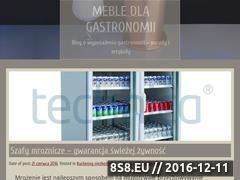 Miniaturka domeny mebledlagastronomii.pl