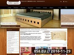 Miniaturka domeny mebledospania.pl