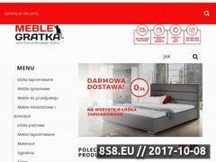 Miniaturka domeny www.meblegratka.pl