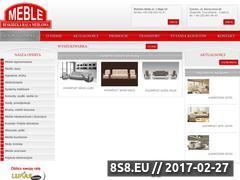 Miniaturka domeny www.meblenipol.pl