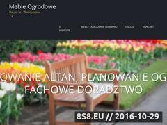 Miniaturka domeny mebleogrodowe.kalisz.pl