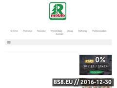 Miniaturka domeny meblerybaccy.pl