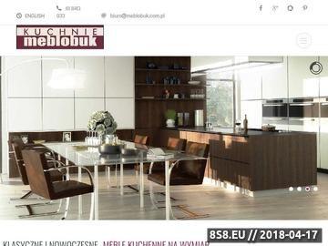 Zrzut strony MEBLOBUK - kuchnia twoich marzeń