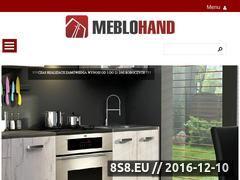 Miniaturka domeny meblohand.eu