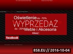Miniaturka domeny meblolight.pl
