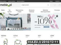 Miniaturka domeny meblowy.com.pl