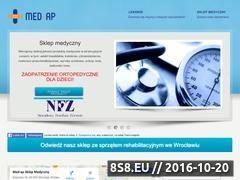 Miniaturka domeny med-ap.pl