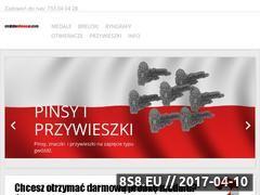 Miniaturka domeny medaleodlewane.com