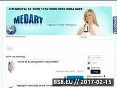 Miniaturka domeny medart.elblag.pl