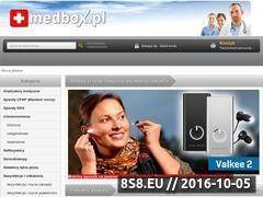 Miniaturka domeny www.medbox.pl
