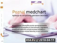 Miniaturka domeny medchart.pl