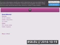 Miniaturka domeny www.mediadoran.pl