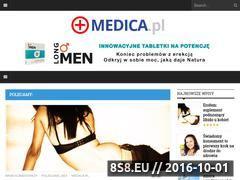Miniaturka domeny www.medica.pl