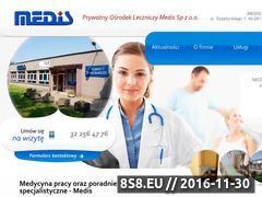 Miniaturka domeny www.medis.pl