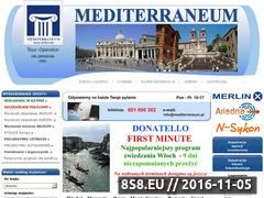 Miniaturka Wycieczki lotnicze do Włoch (www.mediterraneum.pl)