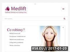 Miniaturka domeny medlift.pl
