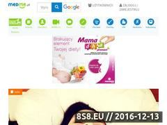 Miniaturka domeny www.medme.pl