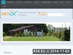 Miniaturka domeny medox.org.pl