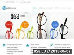 Miniaturka medsolution.pl (Soczewki kontaktowe)