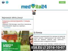 Miniaturka domeny medvita24.pl