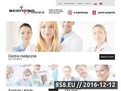 Miniaturka domeny medycynaestetyczna.multimedis.pl