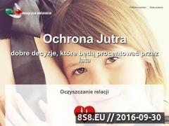 Miniaturka domeny medycynakwantowa.pl