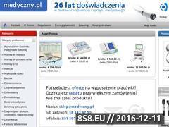 Miniaturka domeny www.medyczny.pl