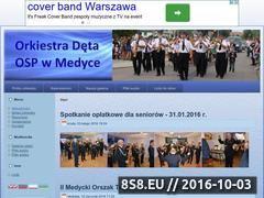 Miniaturka domeny medyka-orkiestra.ugu.pl