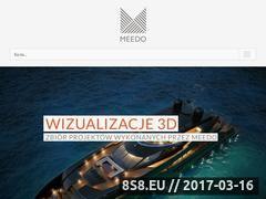 Miniaturka domeny www.meedo.pl