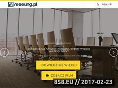 Miniaturka domeny meeting.pl