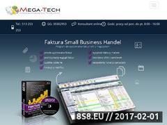 Miniaturka www.mega-tech.com.pl (Sklep z oprogramowaniem)