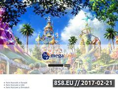 Miniaturka domeny www.mega.travel