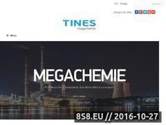 Miniaturka domeny www.megachemie.com