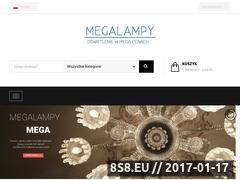 Miniaturka domeny megalampy.com