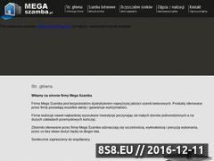 Miniaturka domeny megaszamba.pl