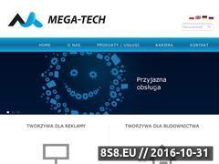 Miniaturka domeny megatech24.eu