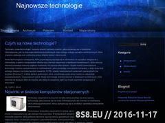 Miniaturka domeny megatek.pl