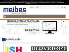 Miniaturka domeny meibes.pl