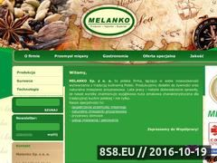Miniaturka domeny melanko.pl