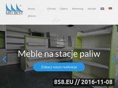 Miniaturka domeny www.melbest.pl